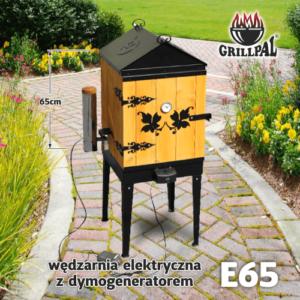 Wędzarnia elektryczna Grillpal E65