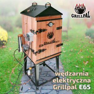 Wędzarnia elektryczna Grillpal E65 OLCHA