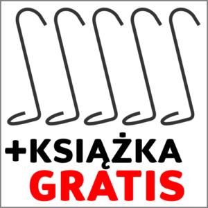 WKRECANY [5x] ksiazka gratis