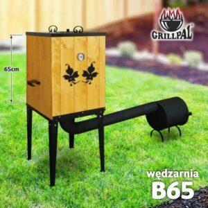 Wędzarnia Grillpal B65