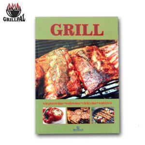 Książka - Grill wieprzowina, wołowina, cielęcina, warzywa
