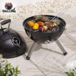 Grill stołowy BALL CHARCOAL BBQ