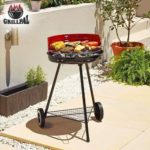 Grill ROUND CHARCOAL BBQ