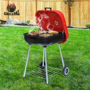 Grill SQUARE CHARCOAL KETTLE BBQ