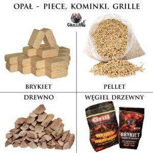 akcesoria - opał Grillpal