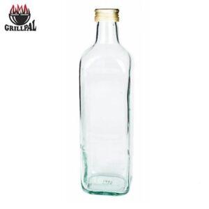 butelka dekor