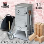 koza Grillpal 325 - 11 cegiel