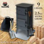 koza Grillpal 679 - 9 cegiel