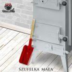 szufelka mała SM45 [czerwona]