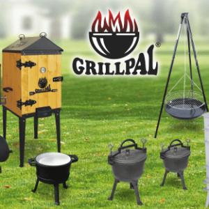 Grillpal - wędzarnie, grille, piece