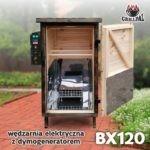 Wędzarnia elektryczna z dymogeneratorem BX120 - Grillpal