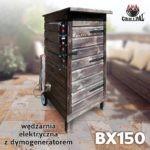 Wędzarnia elektryczna z dymogeneratorem BX150 Grillpal