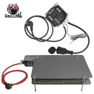 zestaw termoregulator deflektor 2,9kw
